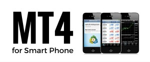 MT4 for Smart phone